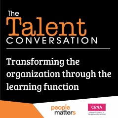 Transforming the organization through the learning function
