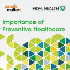Importance of Preventive Healthcare
