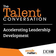 Accelerating Leadership Development Bangalore 2014