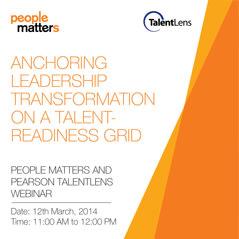 Anchoring leadership transformation