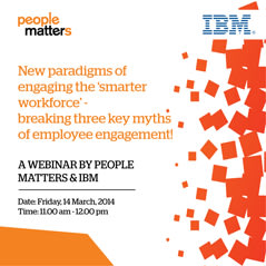 New paradigms of engaging the 'smarter workforce'