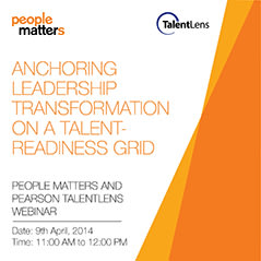 Anchoring leadership transformation on a talent-readiness grid