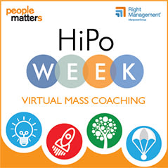 HiPo Week Virtual Coaching Session: HiPos, Organizations & their challenges