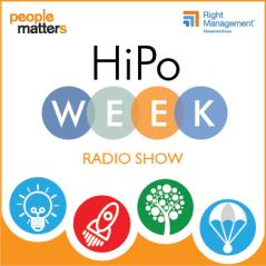 HiPo Week Radio Program with Sushil Mehta: Self-leadership in a HiPo's journey