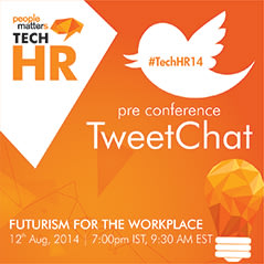 Tweet Chat on Futurism for the Workplace