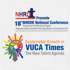 NHRD National Conference - Sustainable Growth in VUCA Times