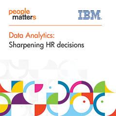 Data Analytics: Sharpening HR decisions
