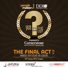 Are You In The List Awards Night Gurgaon 2015