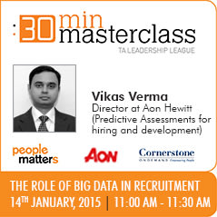 The role of big data in recruitment
