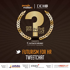 Are You In The List: Tweet Chat on Futurism For HR