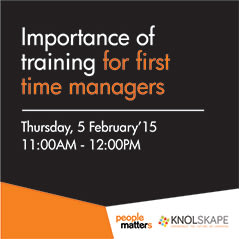 Importance of training for first time managers
