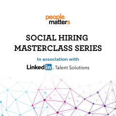 People Matters & LinkedIn Talent Solutions Social Hiring Masterclass Series