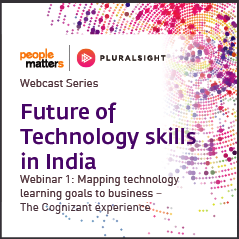 Mapping technology learning goals to business – The Cognizant experience