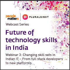 Event: Changing skill sets in Indian IT - From full stack