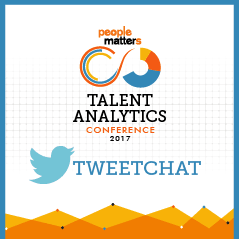 Mega Tweetchat on Business driven enterprise-wide talent analytics