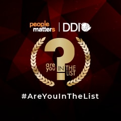 People Matters Are You in the List 2018