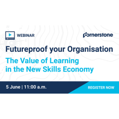 Futureproof your Org | The Value of Learning in the New Skills Economy
