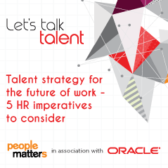 Talent Strategy for the Future of Work - 5 HR Imperatives to Consider