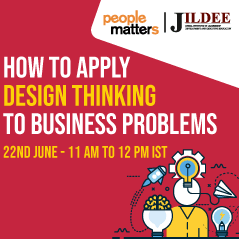 How to apply design thinking to business problems