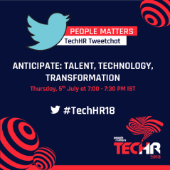 Anticipate: Talent. Technology. Transformation TweetChat