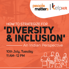 Webcast on How to strategize for 'Diversity & Inclusion' - An Indian Perspective