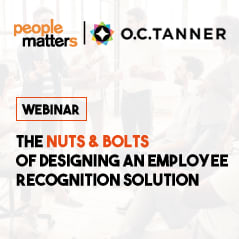 The nuts and bolts of designing an employee recognition solution