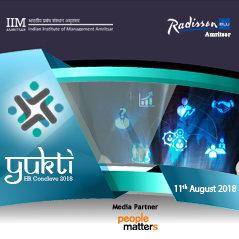 Yukti HR Conclave 2018 | IIM Amritsar