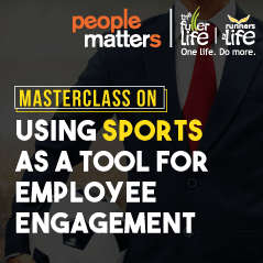 Masterclass on using sports as a tool for employee engagement