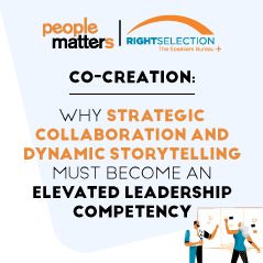 Building strategic collaboration & dynamic storytelling as leadership competency