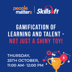 Gamification of Learning and Talent- Not Just a Shiny Toy!