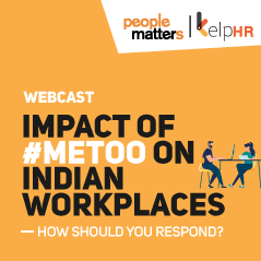 Event: Impact of #MeToo on Indian Workplaces - How should