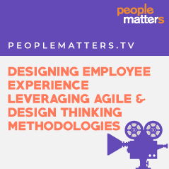 Designing an employee experience leveraging agile and design thinking methodolog