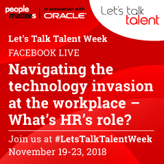 Navigating the technology invasion at the workplace – What's HR's role?