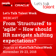 From 'Structured' to 'agile' – How should HR navigate shifting expectations?