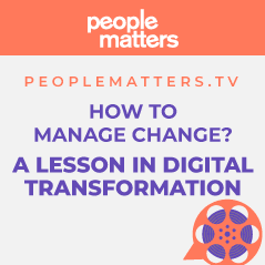 Managing change? A lesson in digital transformation
