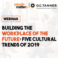 Building the workplace of the future: Five cultural trends of 2019