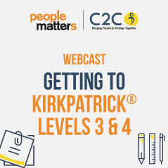Getting to Kirkpatrick® Levels 3&4