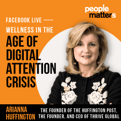 Wellness in the age of digital attention crisis