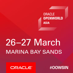 Oracle OpenWorld Asia