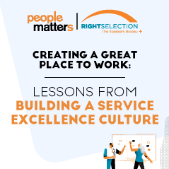 Creating Great Place to Work: Lessons from Building a Service Excellence Culture