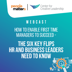 Enable first time managers succeed: 6 Key Flips leaders should know
