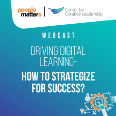 Driving digital learning – How to strategize for success?