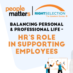 Balancing personal and professional life- - HR's role in supporting employees