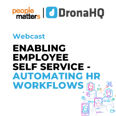 Enabling employee self service- Automating specific HR workflows