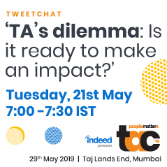 Tweetchat on TA's dilemma: Is it ready to make an impact?