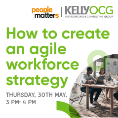 Creating an agile workforce strategy