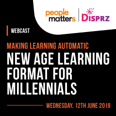 New age learning format for millennials