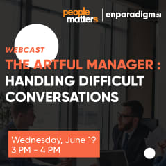 The Artful Manager : Handling difficult conversations
