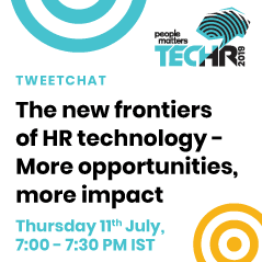 Tweetchat on The new frontiers of HR technology -More opportunities, more impact