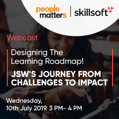 Designing the learning roadmap: JSW's journey from challenges to impact